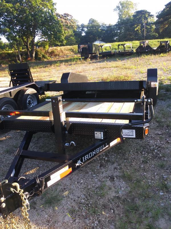2019 Norstar 83X20 Equipment Tilt Trailer