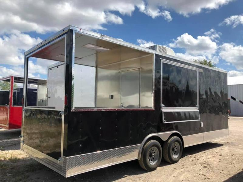 2019 BBQ porch trailer Vending / Concession Trailer