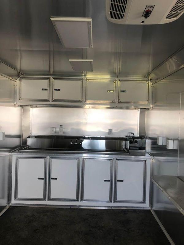 2020 BBQ porch trailer Vending / Concession Trailer