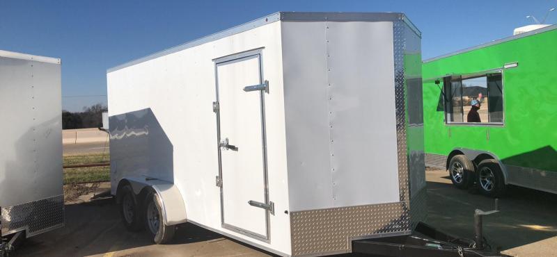 2019  7x16 cargo Enclosed Cargo Trailer