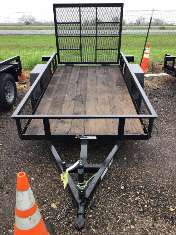 2020 Salvation Trailers 5x10 SA Utility Trailer