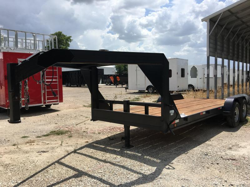 2019 83X20TA Utility Equipment Trailer
