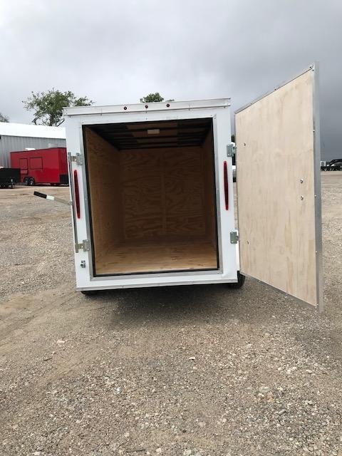 2019 Salvation Trailers 5X10 Enclosed Cargo Trailer