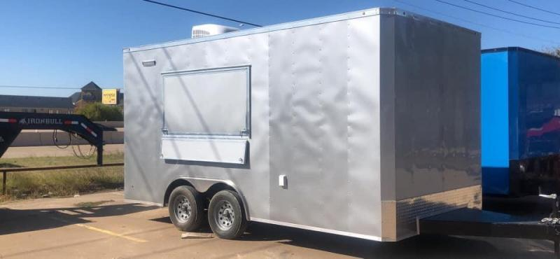 2020 Other 8.5X16 CONCESSION Vending / Concession Trailer