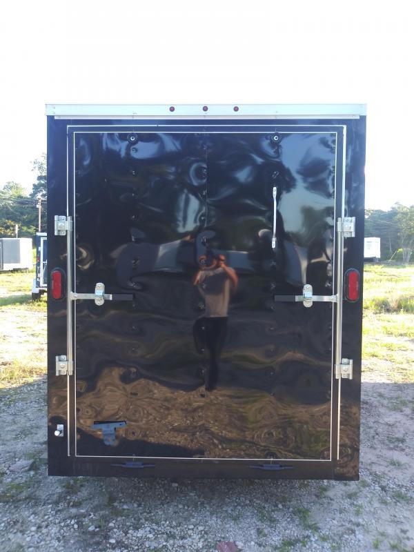 2019 Salvation Trailers cargo Enclosed Cargo Trailer