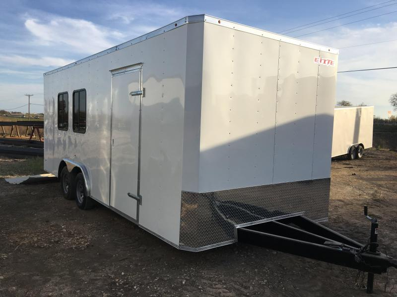 2020 Salvation 8.5X20TA Office Trailer