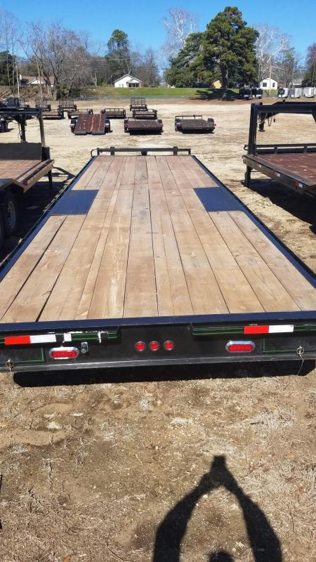 2018 Salvation Trailers 30 Flatbed Trailer