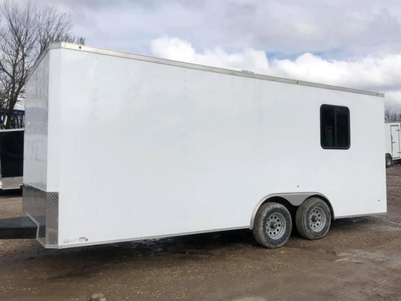 2020 Salvation 8.5X20 OFFICE TRAILER 2020 Vending / Concession Trailer