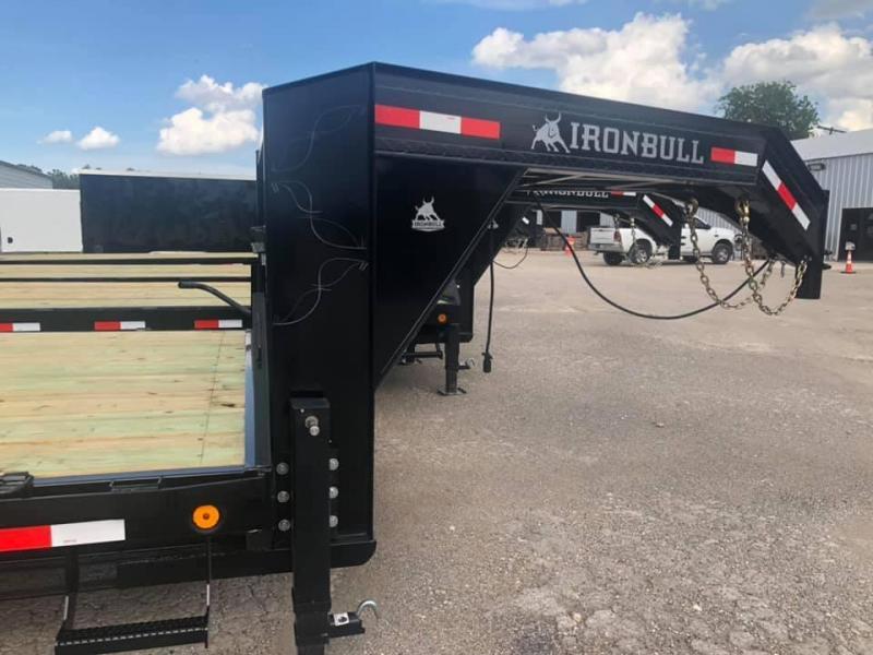 2019 Iron Bull 102X32 IRON BULL GOOSENECK Utility Trailer