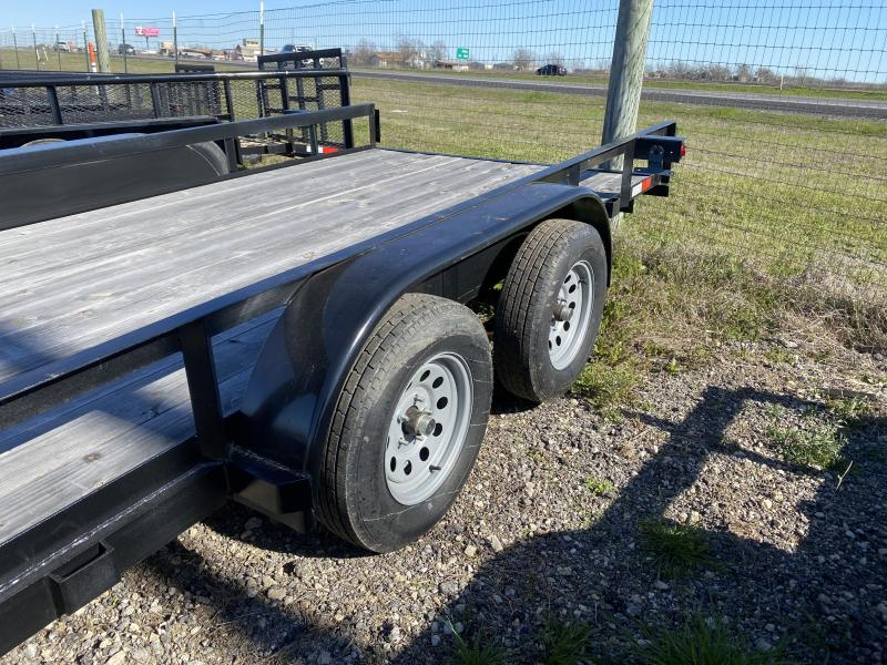 2020 Salvation Trailers 18X83TA Utility Trailer