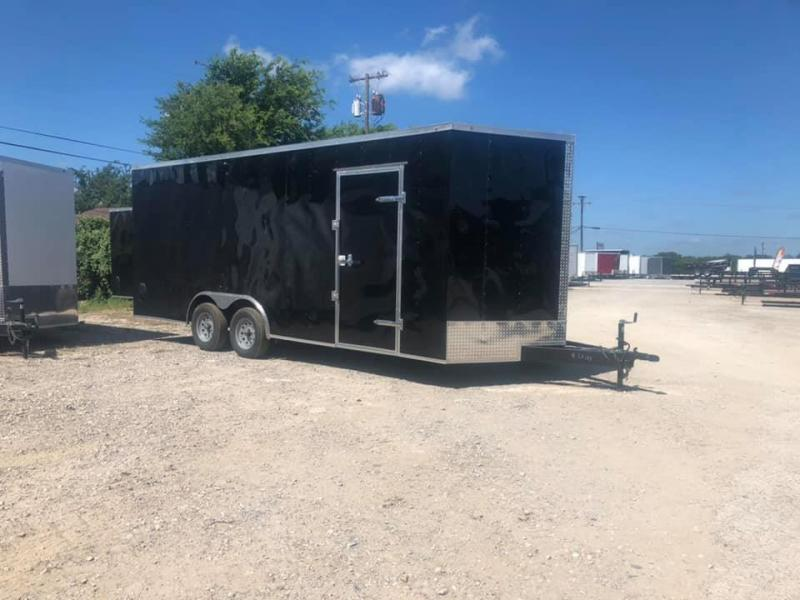 2019 SALVATION 8.5x20 Enclosed cargo Enclosed Cargo Trailer