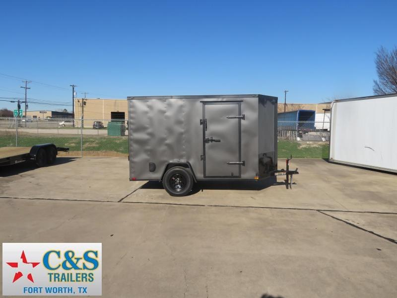 2020 Lark 6 x 10 SA Enclosed Cargo Trailer