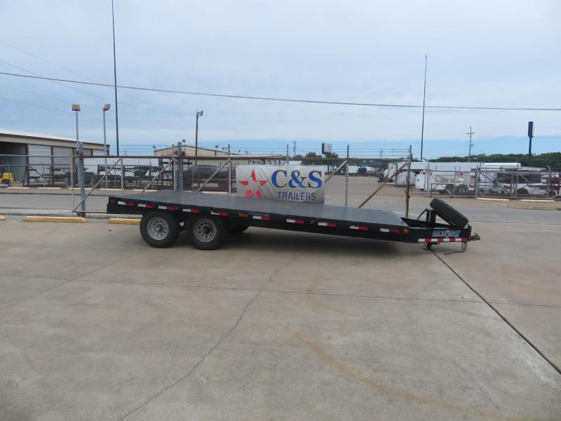 Rental 9 Load Trail Load Max 8.5' x 18' Equipment Trailer