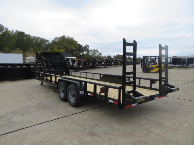 2020 Kearney 82 x 24 Equipment Trailer