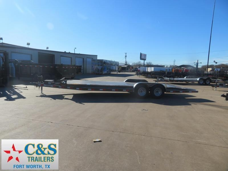 2020 Delco Trailers 83 x 24 Car / Racing Trailer