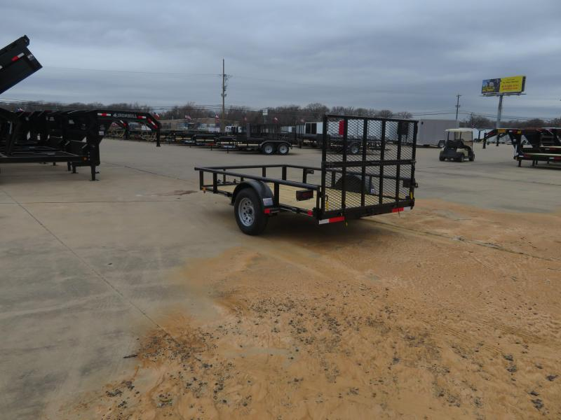 2019 Buck Dandy 77X10 Utility Trailer