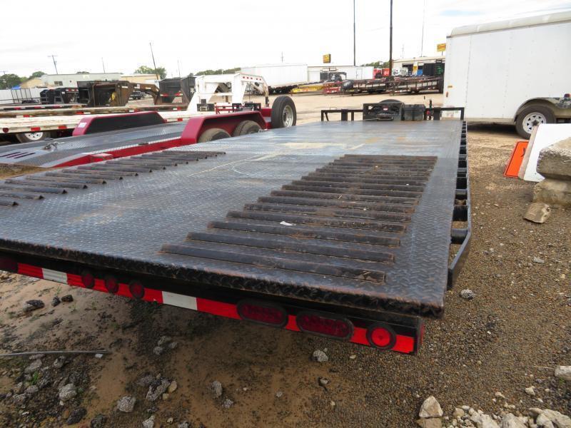 "Rental 59 - Load Trail 21' x 96"" Tilt Equipment Trailer"
