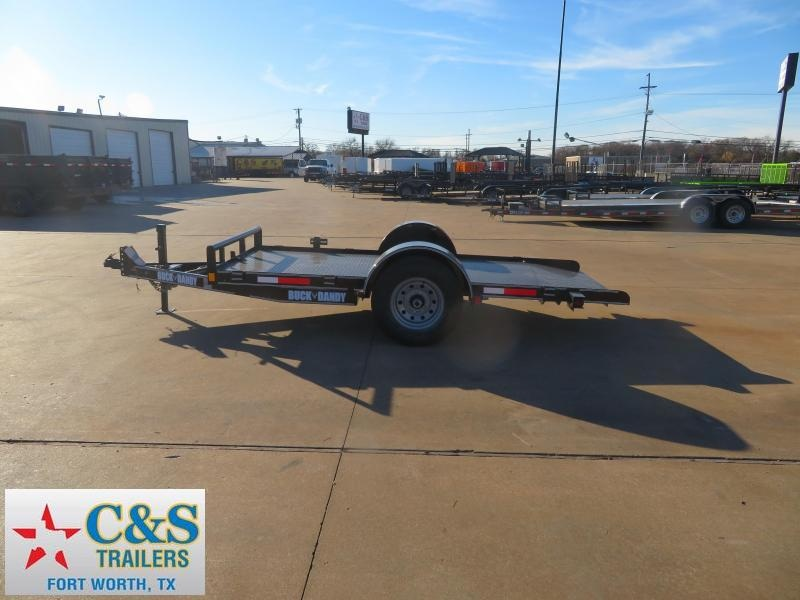 2020 Buck Dandy 5 x 10 Equipment Trailer