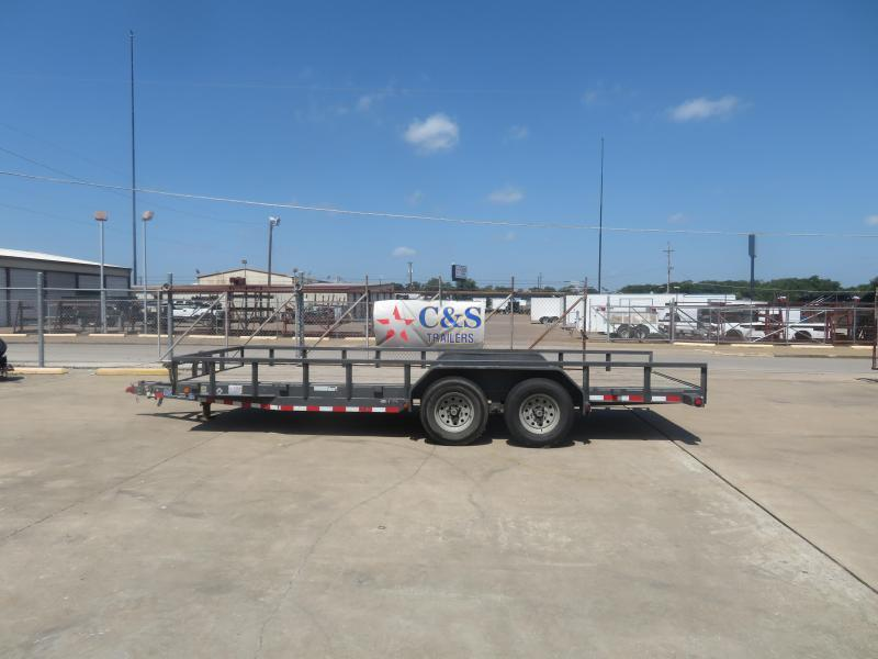 Rental 38 - Load Trail 83 x 20