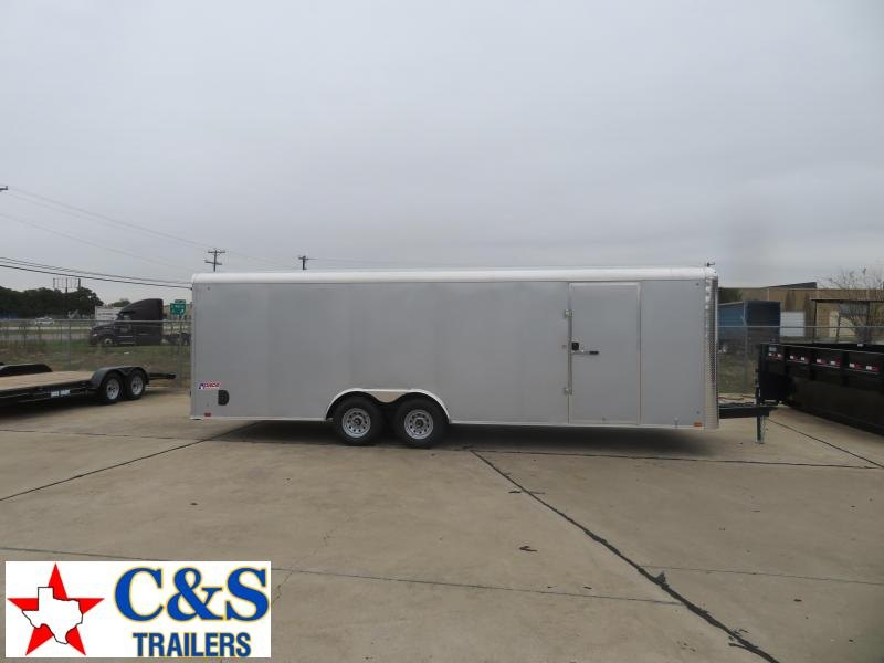 2020 Pace American 8.5 X 24 Enclosed Cargo Trailer