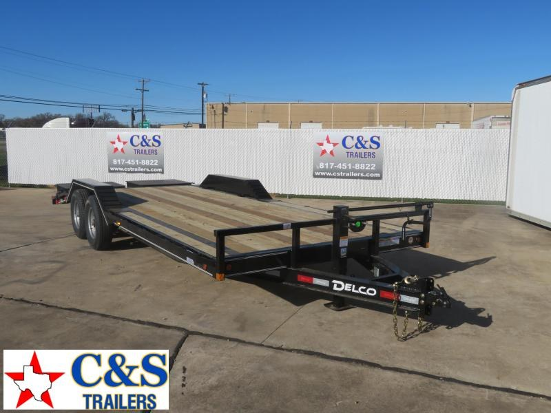 2020 Delco Trailers 102 x 22 Car / Racing Trailer