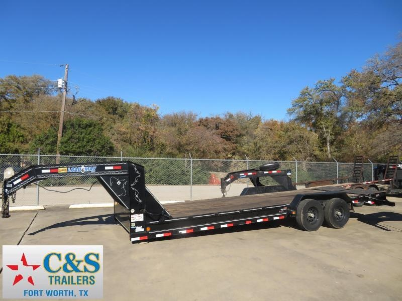 2016 Load Max 82 x 24 Equipment Trailer