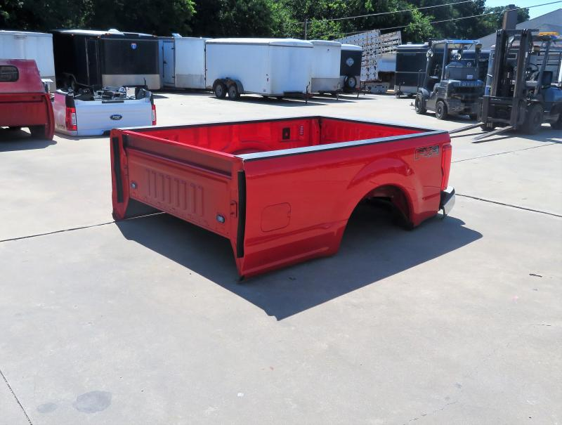 2019 Ford Used  Truck Bed