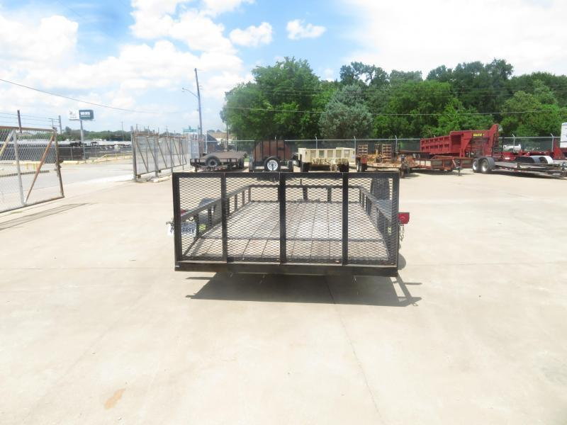 Rental 11 - 2012 Cen Tex Utility  Trailer