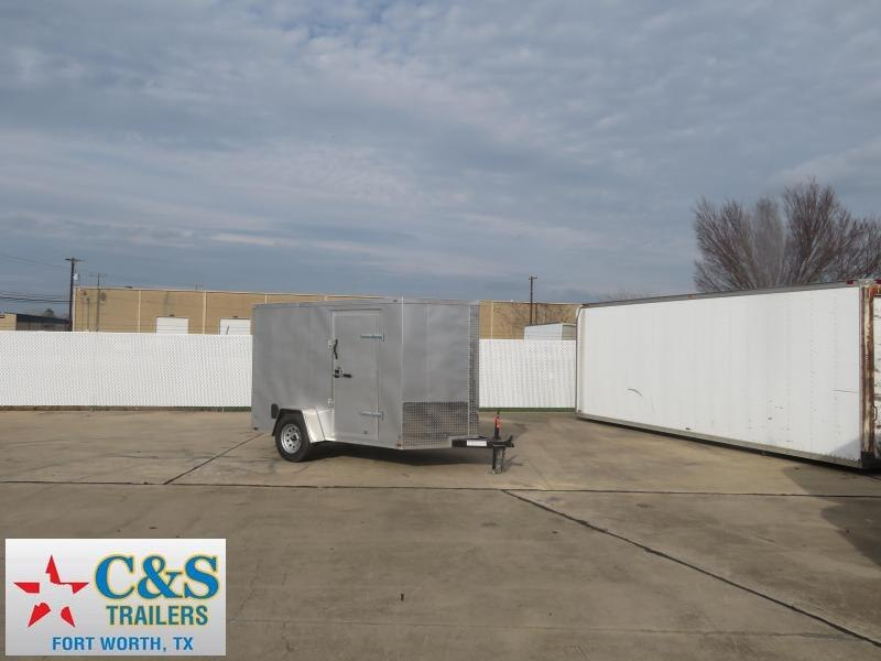 2020 Lark 6 x 10 Enclosed Cargo Trailer
