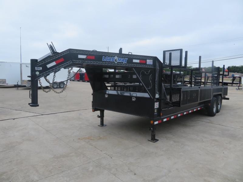 2017 Load Trail 83 x 24 Equipment Trailer
