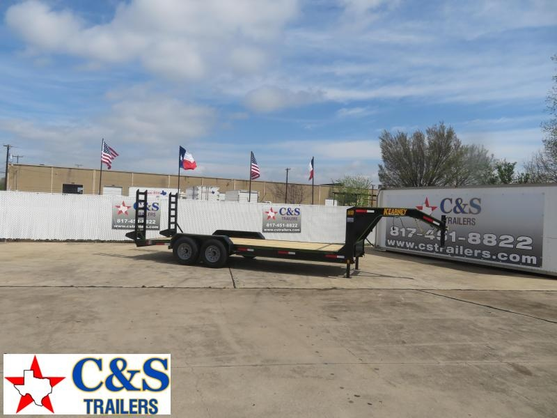 2020 Kearney 82 x 20 Equipment Trailer