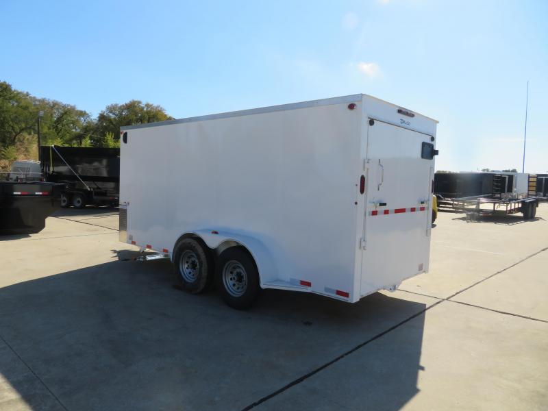 2020 Delco Trailers 80 x 16 Enclosed Cargo Trailer