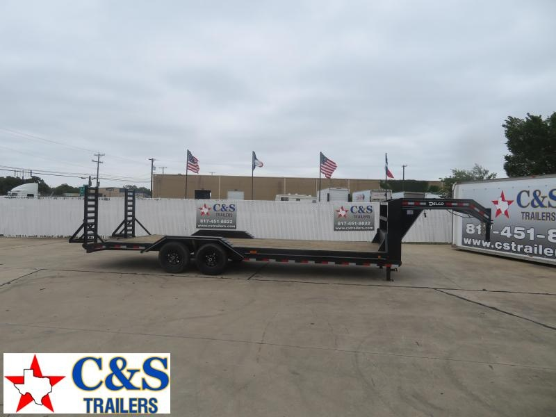 2020 Delco Trailers 83 x 24 Equipment Trailer