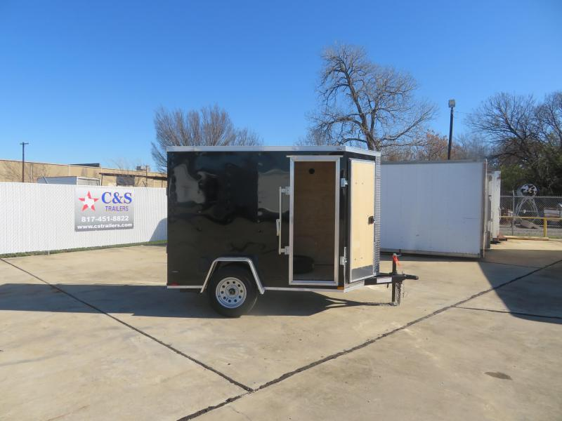 2020 Lark 5 x 10 Enclosed Cargo Trailer