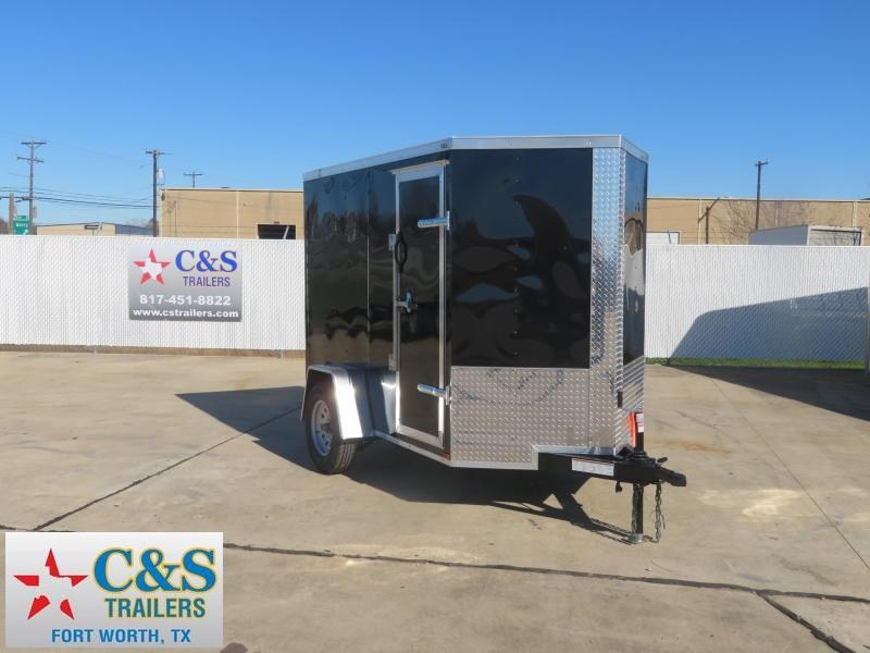 2020 Lark 5 x 8 Enclosed Cargo Trailer