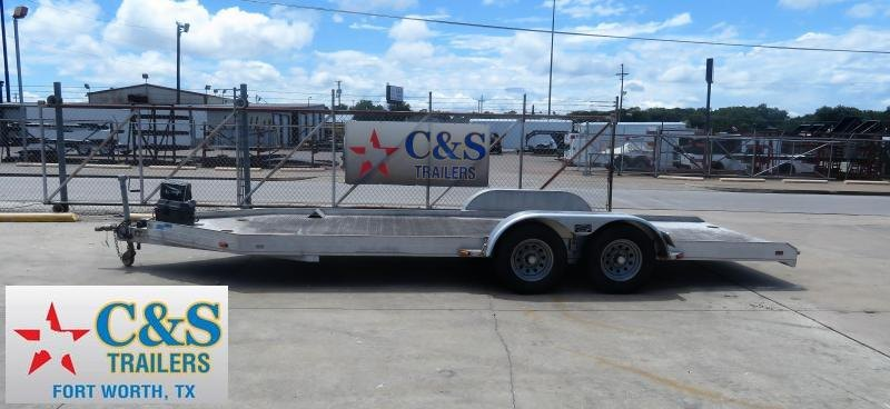 2002 Other Alum 20 Car / Racing Trailer