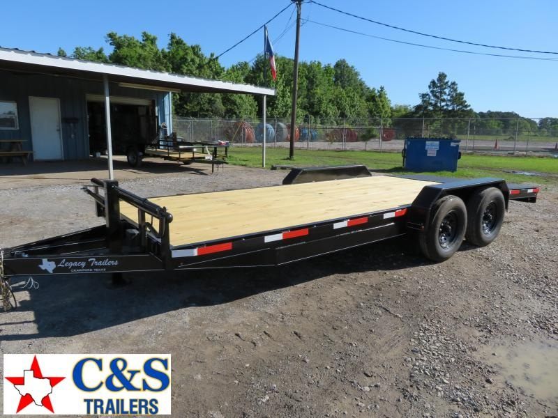 2020 Legacy 83 x 20 Car / Racing Trailer