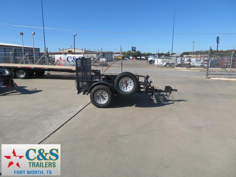2001 Other 4 X 8 Utility Trailer