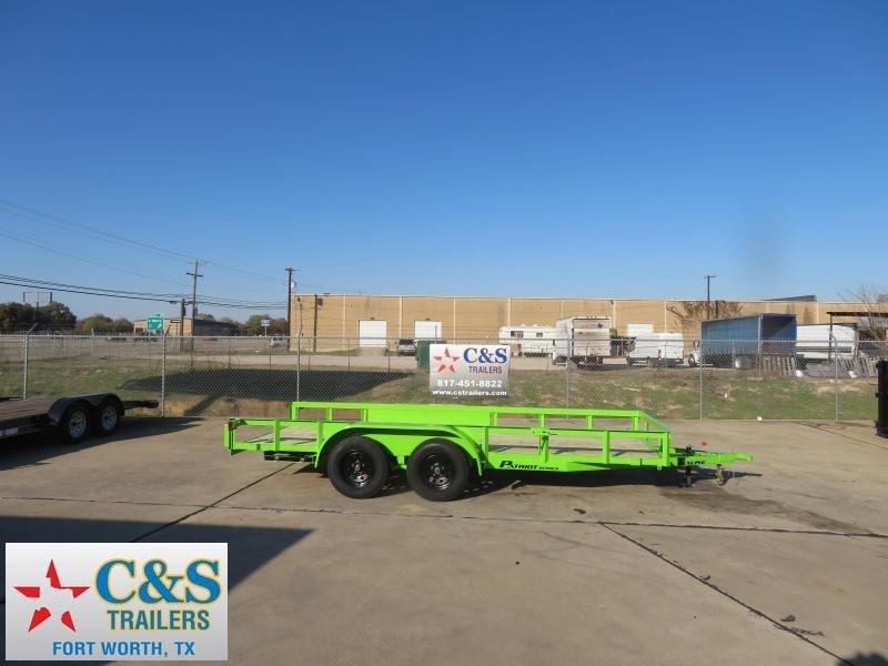 2020 TexLine 00159 Utility Trailer