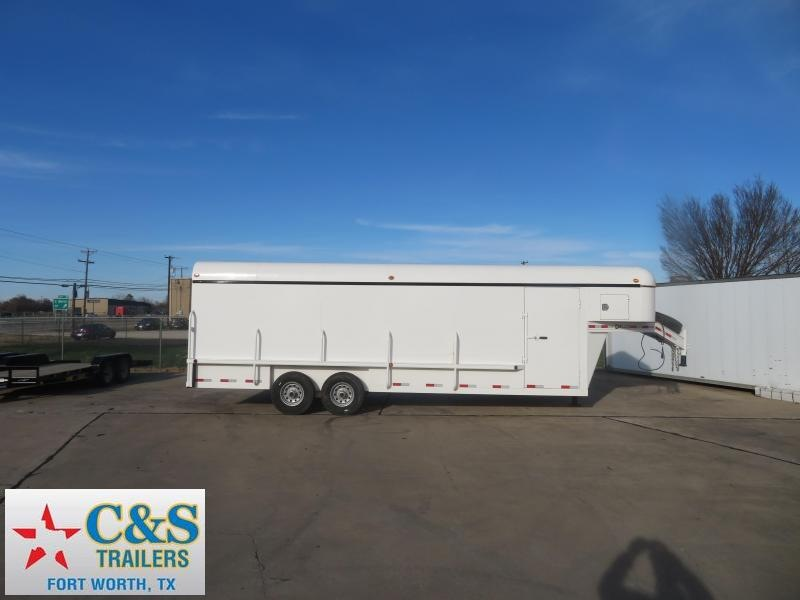 2020 Delco Trailers 7.5 x 24 Enclosed Cargo Trailer