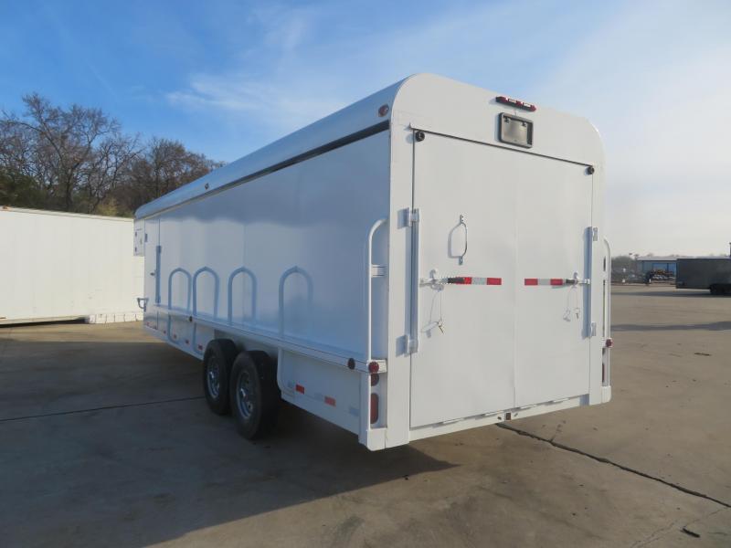 2020 Delco Trailers 7.5 x 24 Enclosed Cargo Trailer