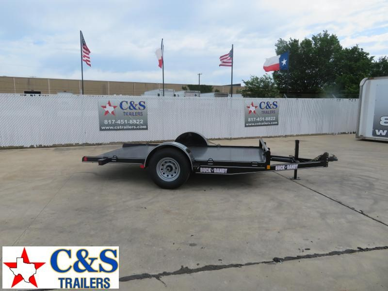 2020 Buck Dandy 77 x 12 Tilt Utility Trailer
