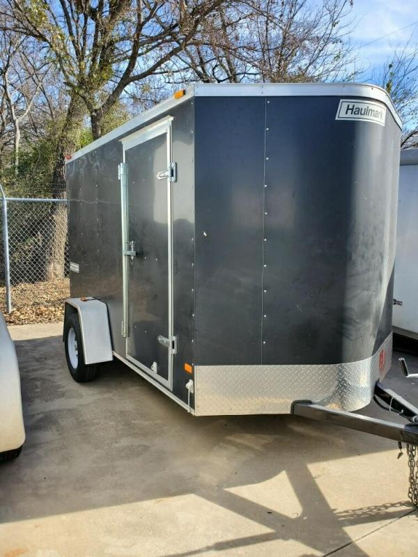 Rental 35 - Haulmark 10'  Enclosed Cargo Trailer