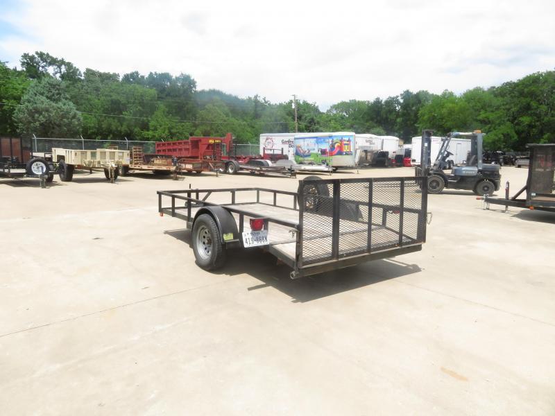 Rental 11 - 2012 Cen Tex Utility  Trailer
