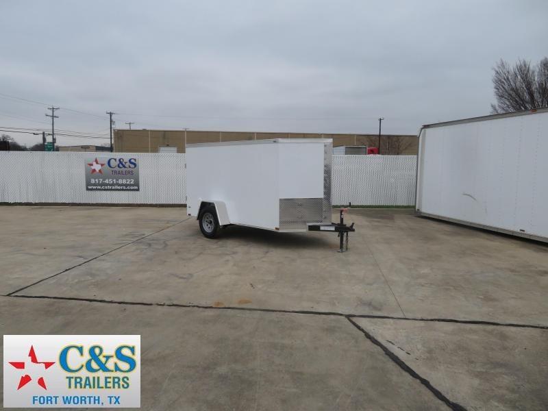 2020 Kearney 5 x 10 Enclosed Cargo Trailer