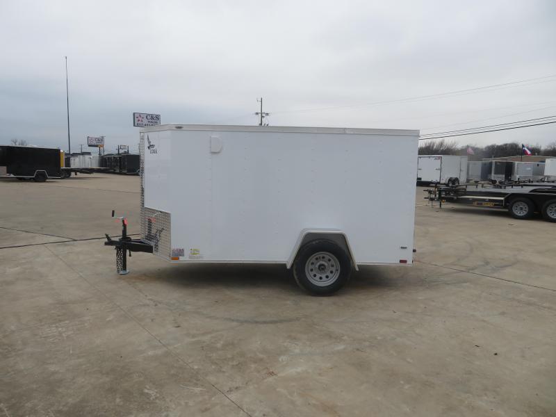 2020 Lark 5 x 10 Enclosed Cargo Trailer