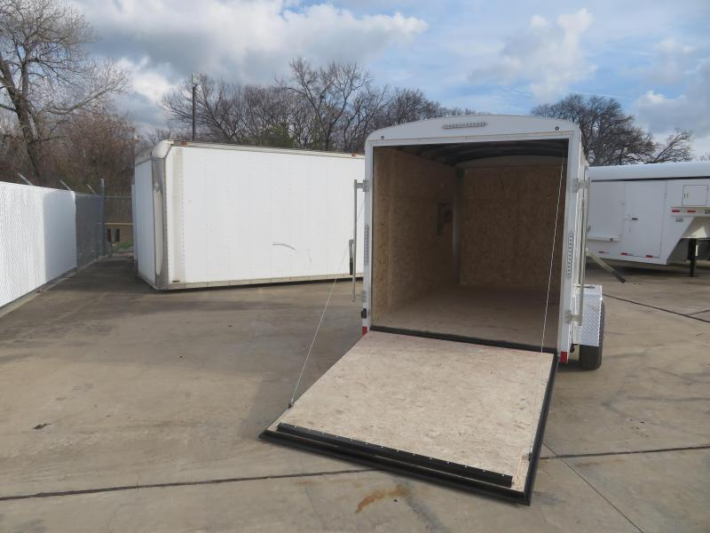 2020 Pace American 6 x 10 Enclosed Cargo Trailer