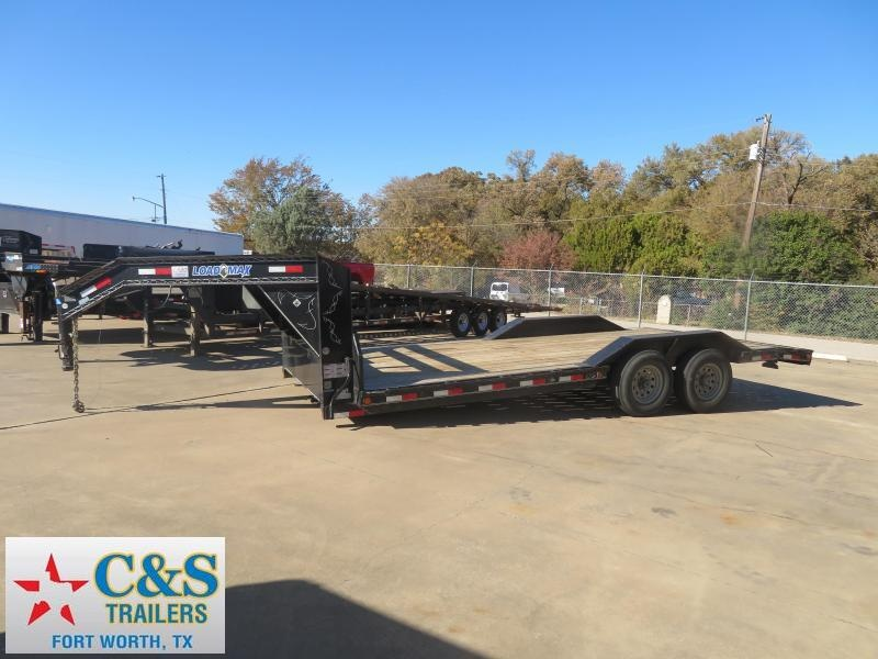 2016 Load Max 82 x 20 Equipment Trailer