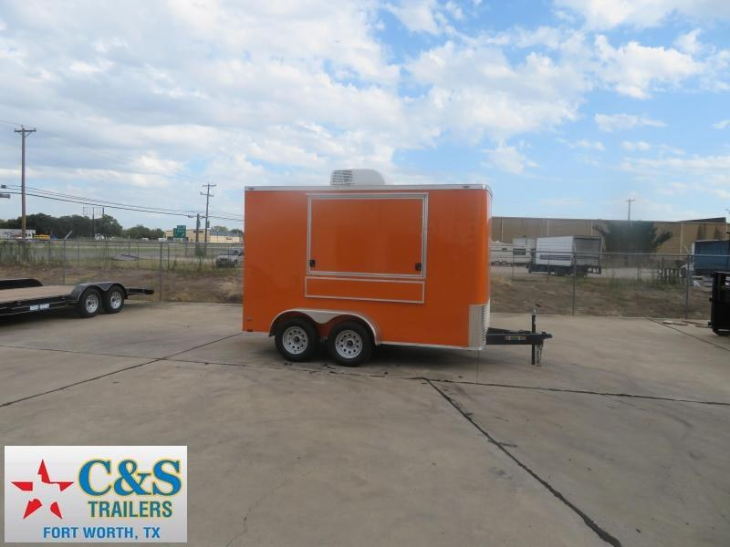 2019 Lark 7 x 12 Vending / Concession Trailer