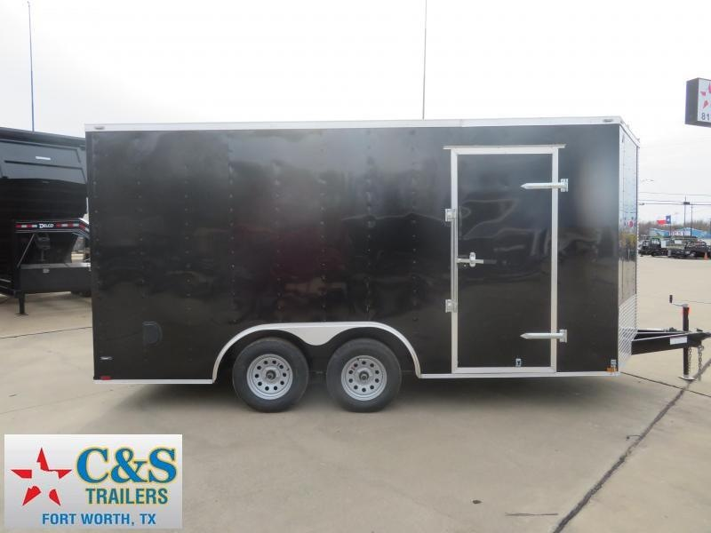 2020 Lark 8.5 x 16 Enclosed Cargo Trailer